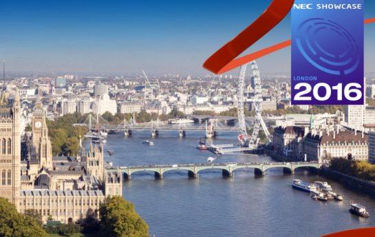 NEC london digital signage week